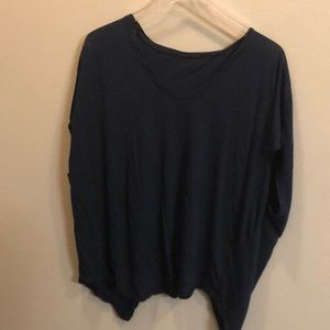 Lululemon open back top